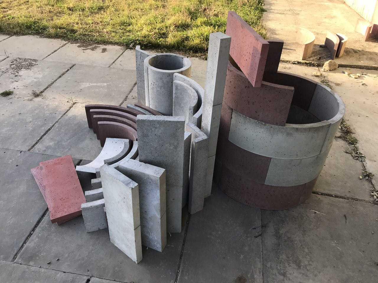 Модули Supertermik для строительства каминов и печей