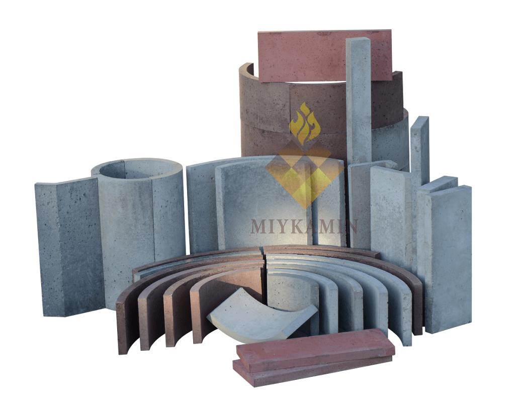 Материалы для строительства каминов в Украине