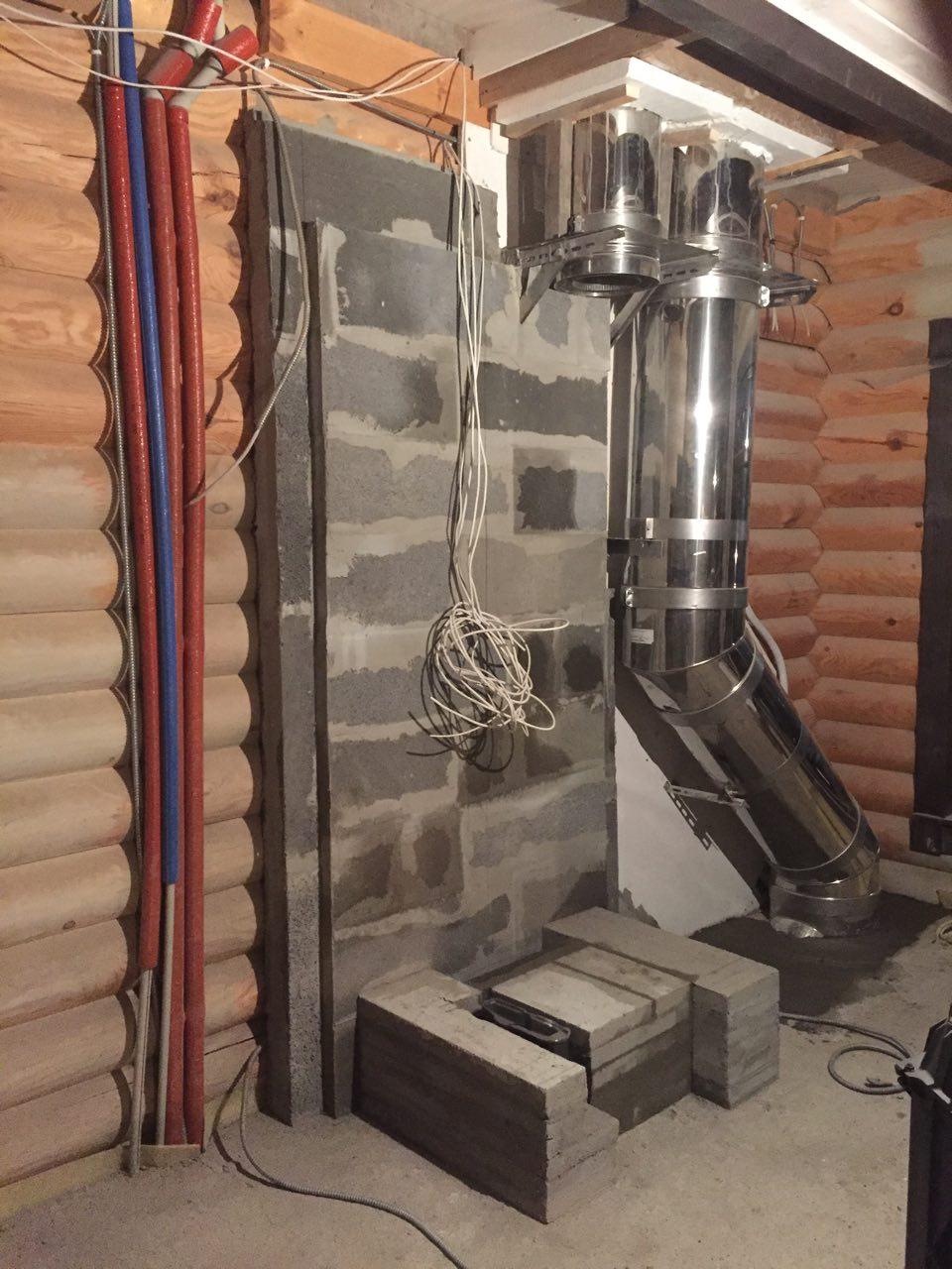 Изоляция стены в деревянном доме из супертермик