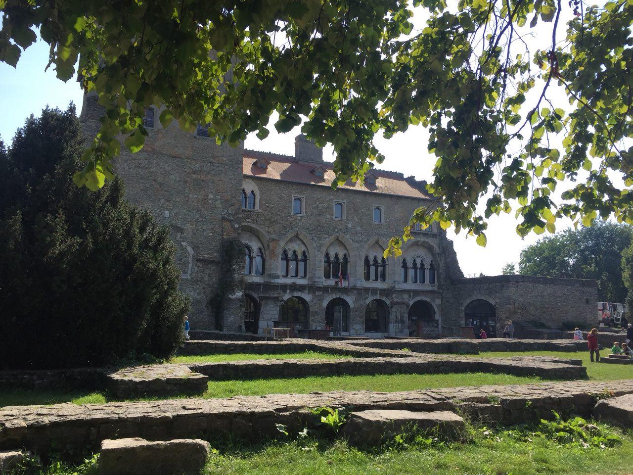 Венгрия дворец